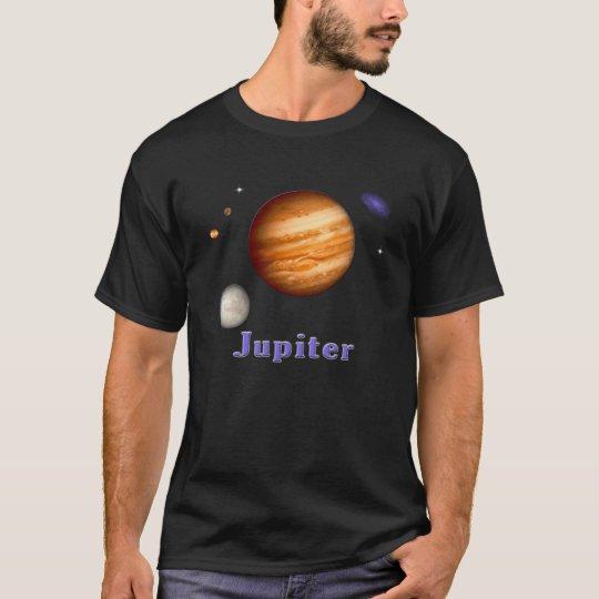 Jupiter and Europe t-shirt