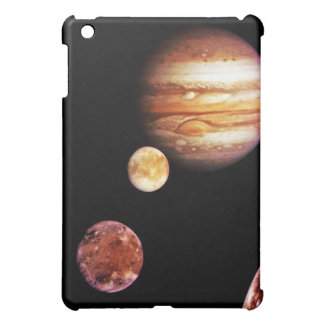 Jupiter and Her Moons Cover For The iPad Mini