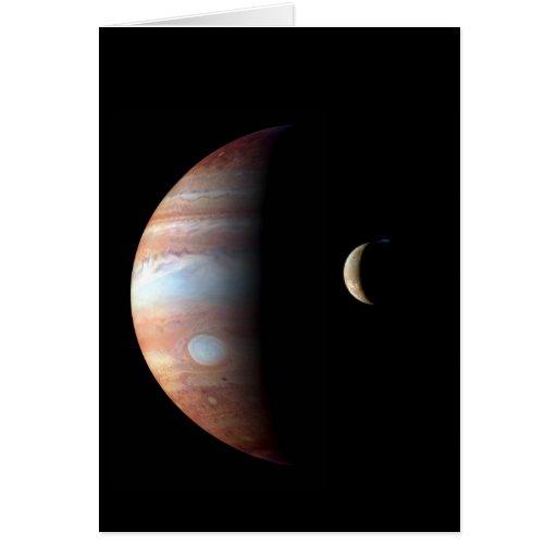 Jupiter and Io Cards