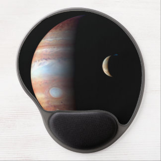 Jupiter and Io Gel Mouse Pads