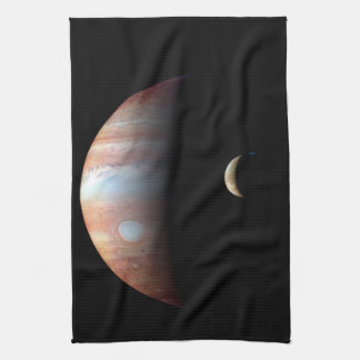 Jupiter and Io Hand Towel