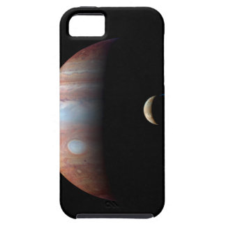 Jupiter and Io iPhone SE/5/5s Case