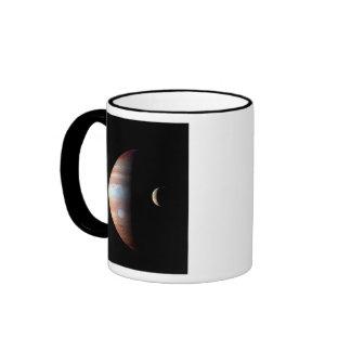 Jupiter and Io Coffee Mug