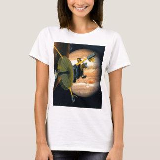 Jupiter and Lo Galileo probe T-Shirt