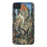 Jupiter and Semele, 1894-95 (oil on canvas) iPhone 4 Case-Mate Case