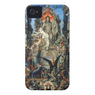 Jupiter and Semele, 1894-95 (oil on canvas) iPhone 4 Cover