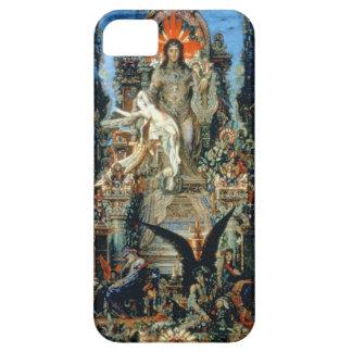 Jupiter and Semele, 1894-95 (oil on canvas) iPhone SE/5/5s Case