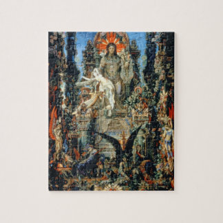 Jupiter and Semele, 1894-95 (oil on canvas) Jigsaw Puzzle