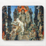 Jupiter and Semele, 1894-95 (oil on canvas) Mouse Pad