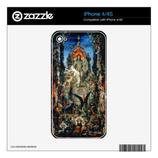 Jupiter and Semele, 1894-95 (oil on canvas) Skins For The iPhone 4S