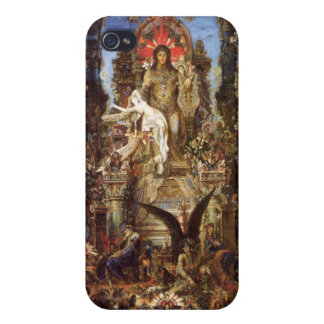 Jupiter and Semele iPhone 4/4S Covers
