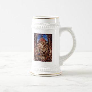 'Jupiter and Semiele' Beer Stein