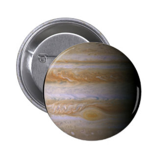 Jupiter as seen by the space probe Cassini Pin