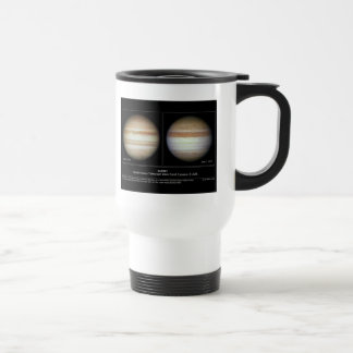 Jupiter Atmospheric Changes 15 Oz Stainless Steel Travel Mug