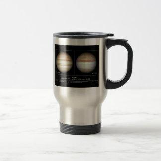 Jupiter Atmospheric Changes Travel Mug