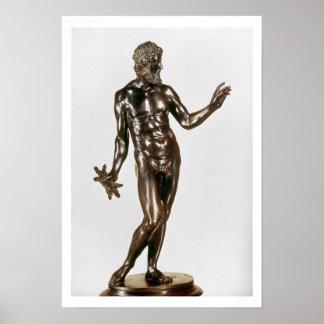 Jupiter (bronze) poster