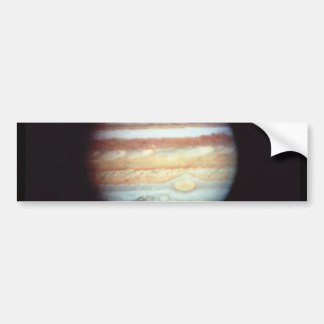 Júpiter Pegatina De Parachoque