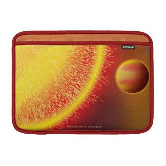 """Júpiter caliente 11"""" manga de aire de MacBook Funda Para Macbook Air"""
