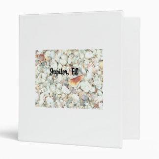 Júpiter carpeta de los Seashells de FL