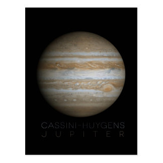 Jupiter - Cassini–Huygens Post Cards