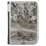 Jupiter Casts a Storm Upon the Ocean, illustration Cases For The Kindle