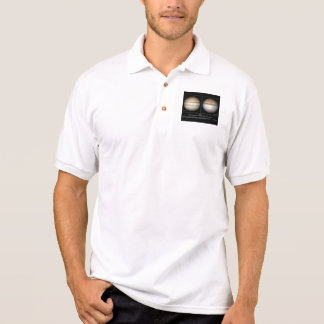 Jupiter Changes in Serface Atmosphere Polo Shirt