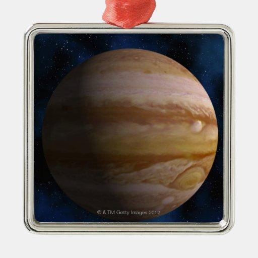 Jupiter Christmas Ornaments