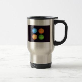 Jupiter Collage Travel Mug
