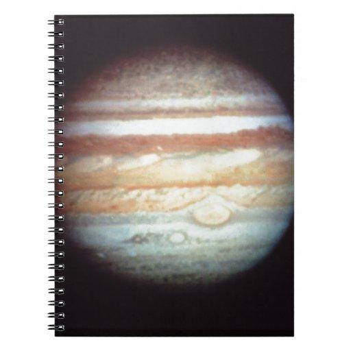 Júpiter Cuaderno