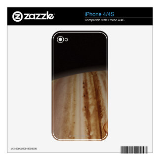 Jupiter Decal For The iPhone 4S