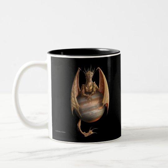 Jupiter Dragon Coffee Mug