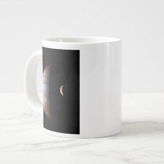 Júpiter e Io Tazas Extra Grande