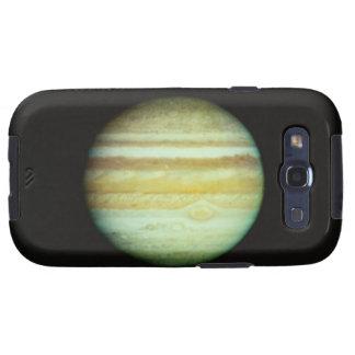 Júpiter en color verdadero galaxy SIII coberturas