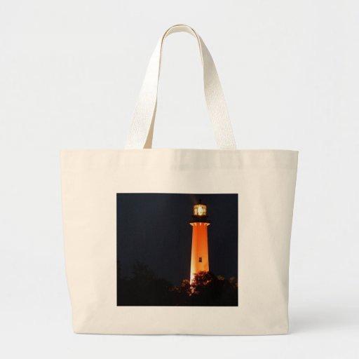 Jupiter Evening Shot_ Jumbo Tote Bag