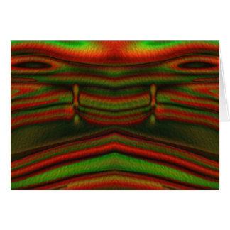 Jupiter face card