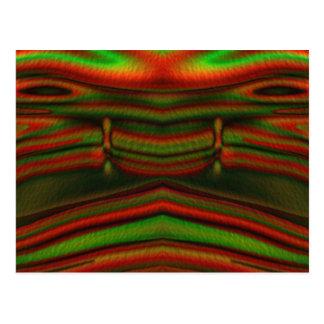 Jupiter face post cards