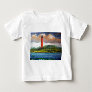 Jupiter Florida Lighthouse Baby T-Shirt