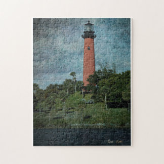 Jupiter, Florida Lighthouse Jigsaw Puzzles