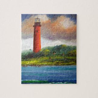 Jupiter Florida Lighthouse Puzzles