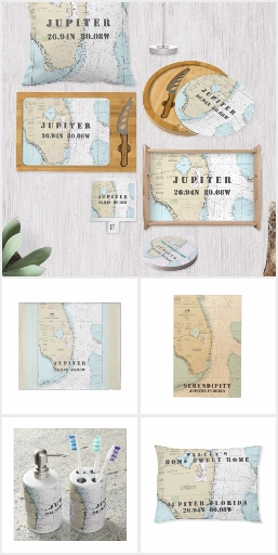 Jupiter, Florida • Nautical Collection for Home
