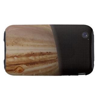 Júpiter Tough iPhone 3 Protectores