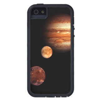 Jupiter Galilean Satellites NASA Case For iPhone SE/5/5s