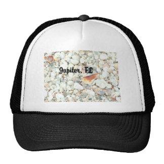 Júpiter, gorra de los Seashells de la Florida
