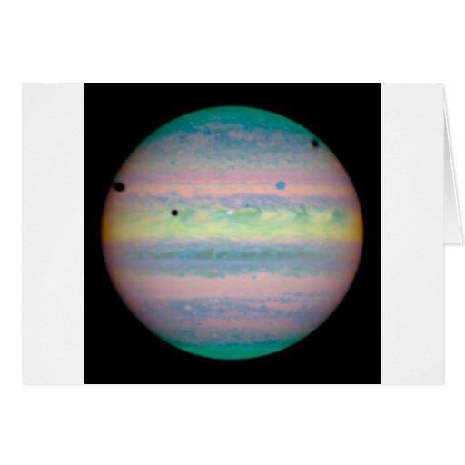 Jupiter Greeting Cards