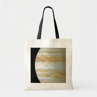 Jupiter Hemisphere Canvas Bag