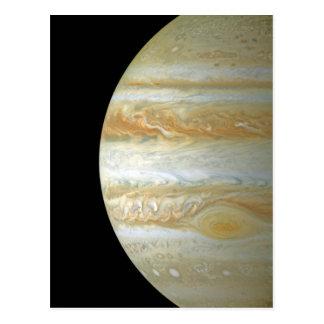Jupiter Hemisphere Postcard