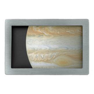 Jupiter Hemisphere Rectangular Belt Buckle