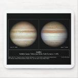 Júpiter impresión 7 de junio de 2010 tapete de ratón