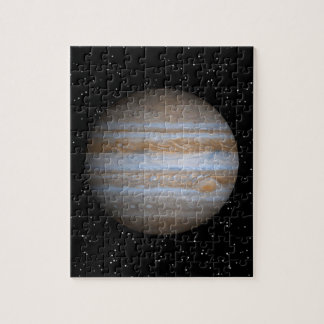 Jupiter in a Star Field - Puzzle