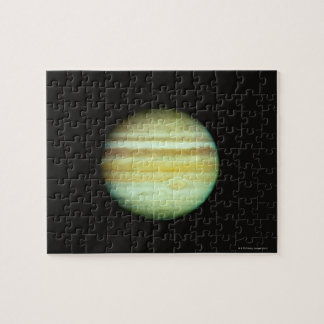 Jupiter in True Color Jigsaw Puzzle